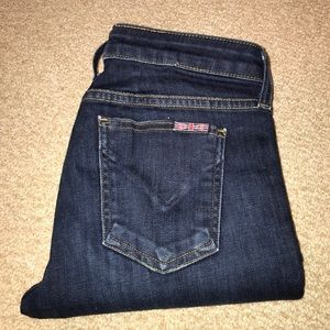 Hudson jeans in perfect condition size 26/27